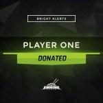 Stream Alerts – Bright (Green)