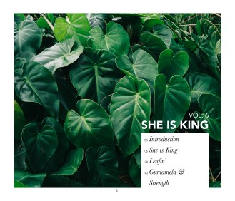 She is King Page 3
