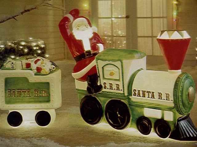 General Foam Plastics Light Up Mrs Claus Christmas Decoration