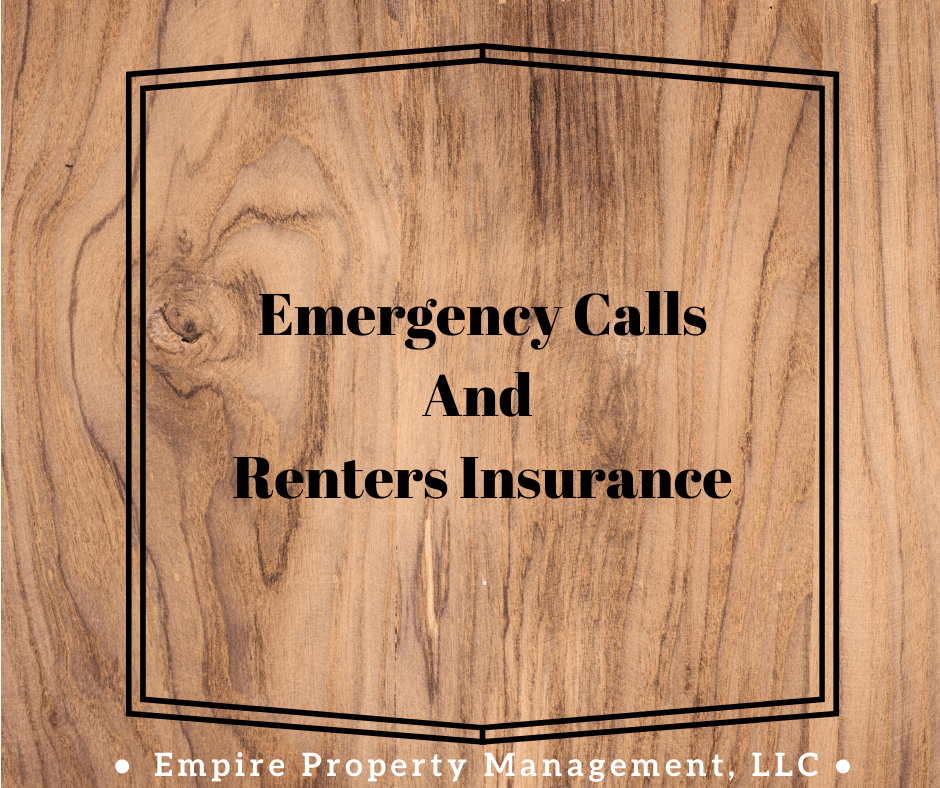 Emergency Calls and Renters Insurance