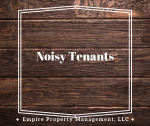 Noisy Tenants
