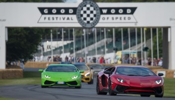 Lamborghini Copyright Goodwood Festival of Speed / hrowen