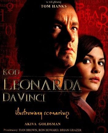 Konkurs: Kod Leonarda da Vinci. Ilustrowany scenariusz.