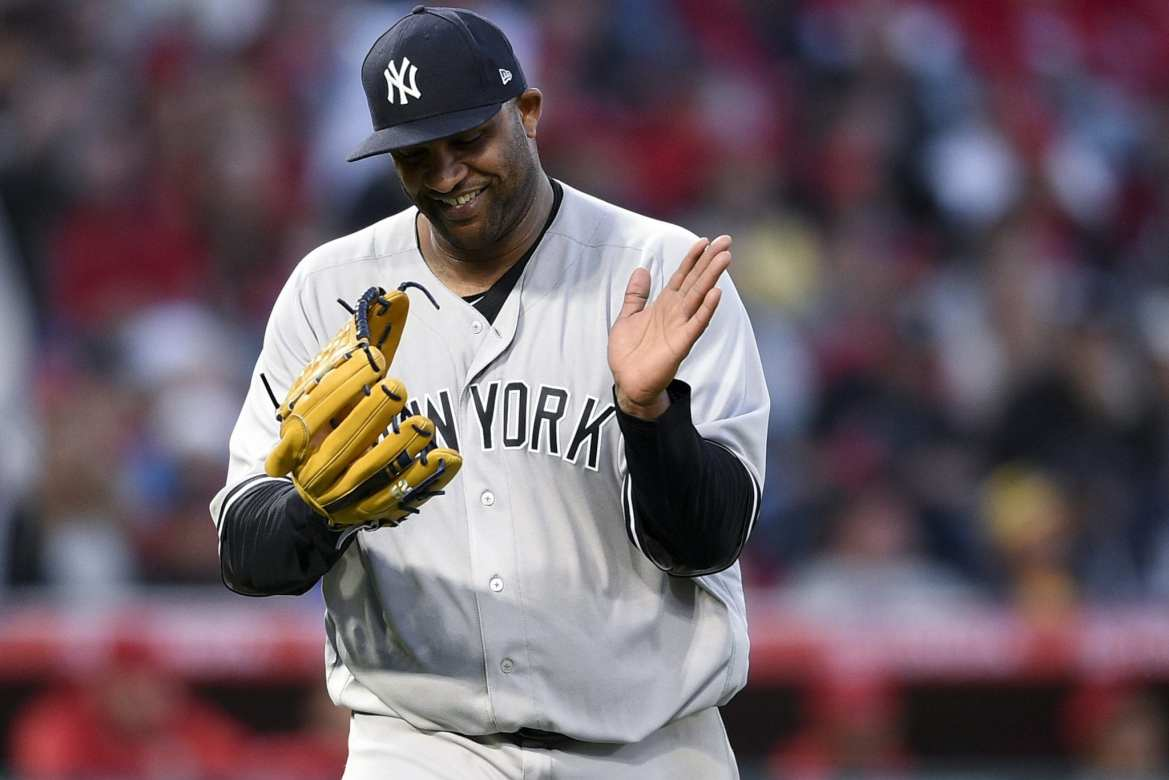 New York Yankees, Yankees, CC Sabathia