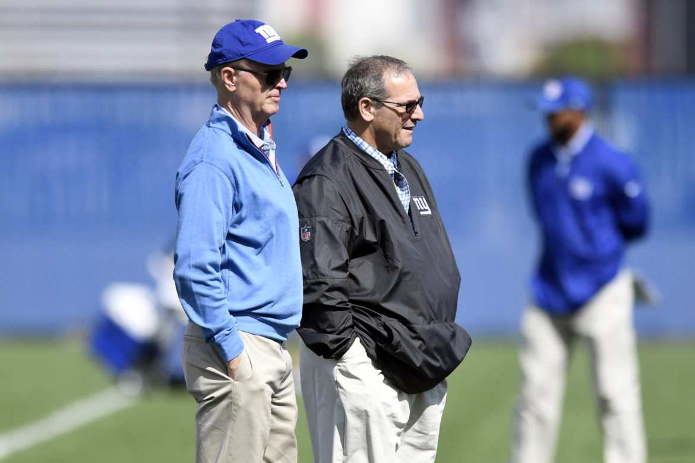 New York Giants, John Mara, Dave Gettleman