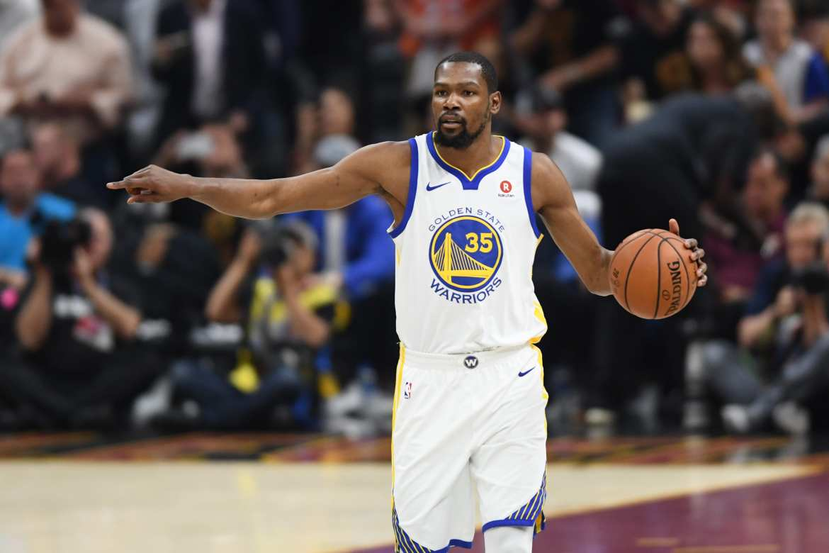 Are the New York Knicks in a good spot to land Kevin Durant?