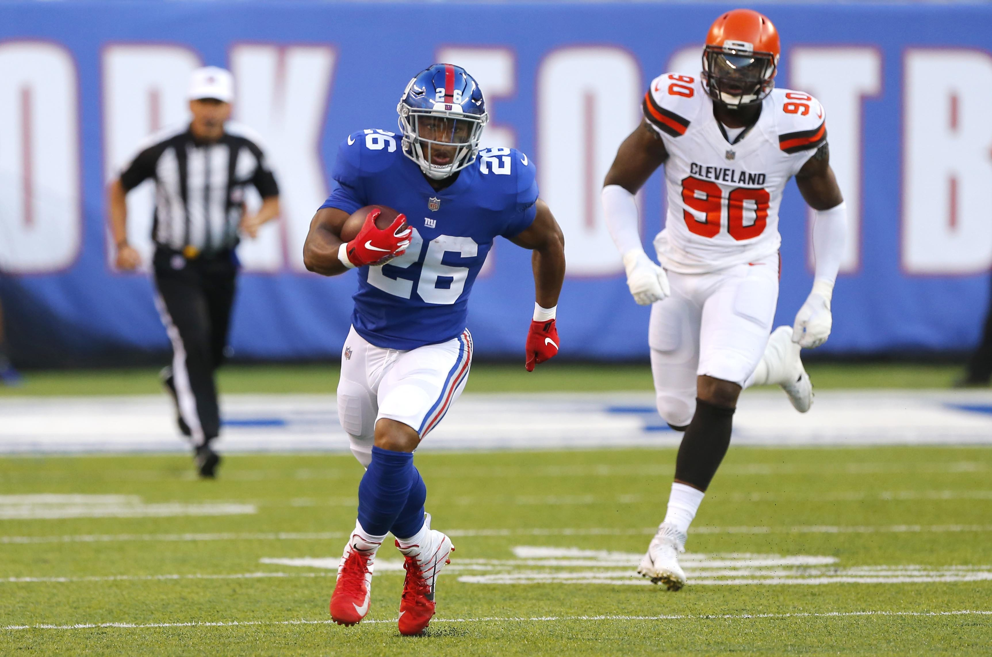 ec90b9a2ea2 New York Giants  Saquon Barkley s Injury Timetable