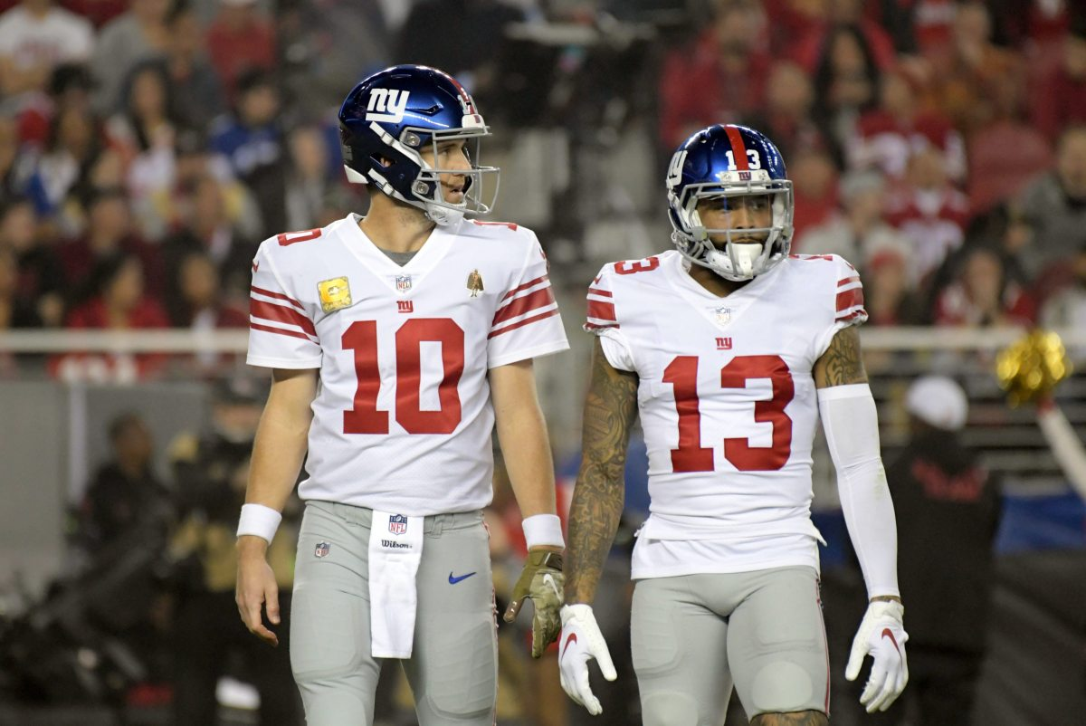 Why the New York Giants' Offense will be better off without Odell Beckham Jr.