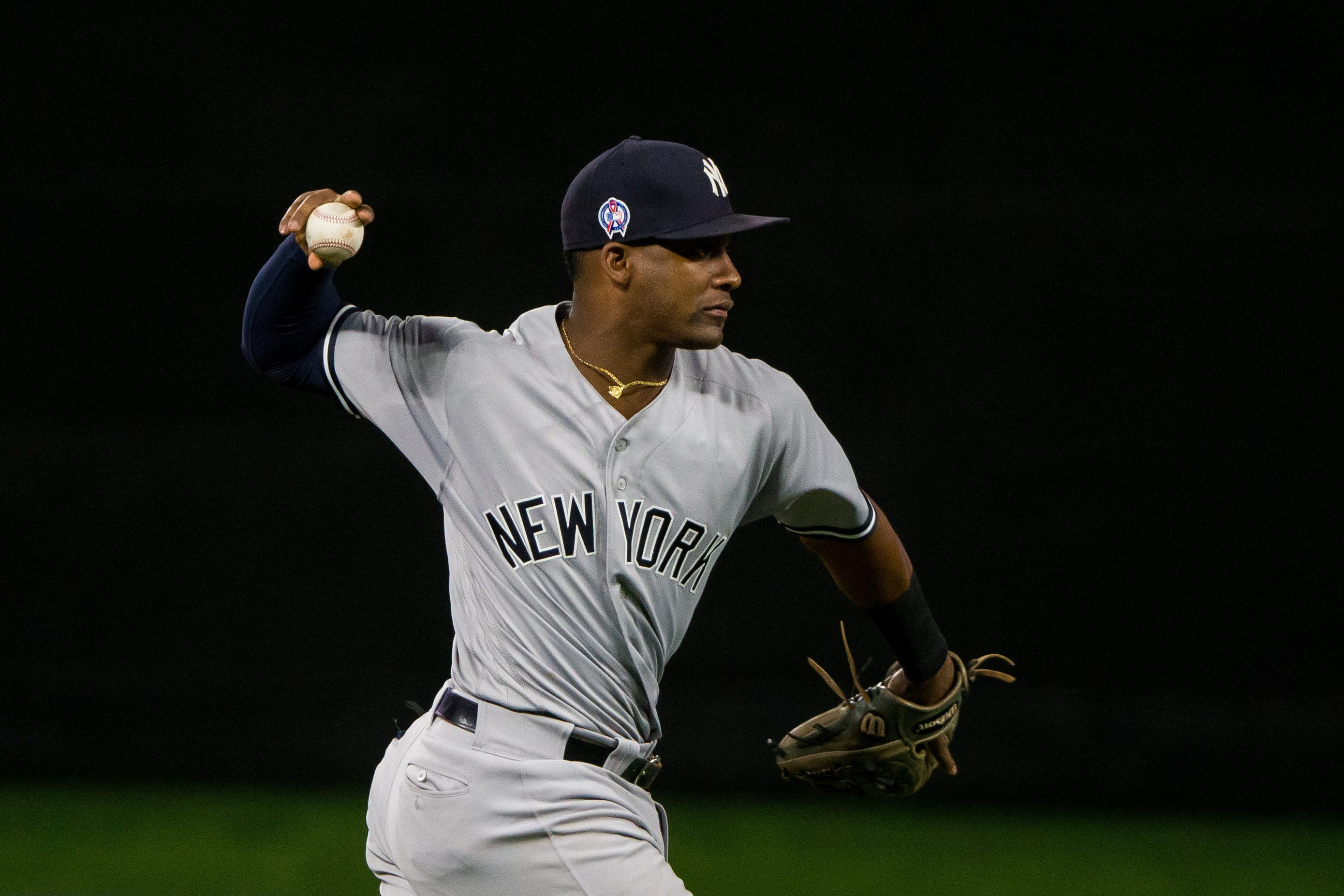 New York Yankees, Miguel Andujar