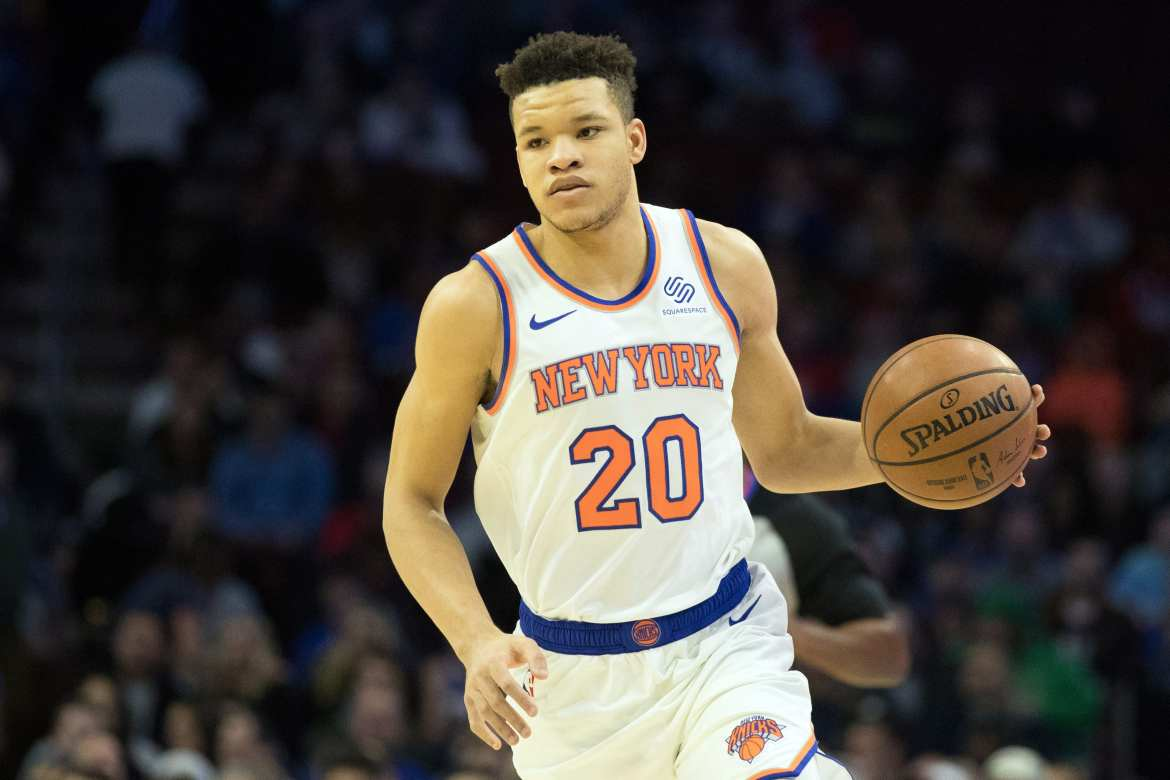New York Knicks, Kevin Knox.