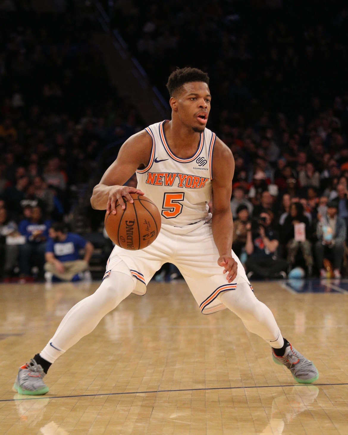 New York Knicks, Dennis Smith Jr.