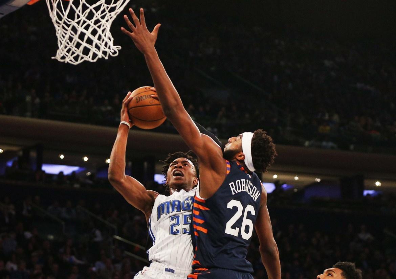 New York Knicks, Knicks, Mitchell Robinson