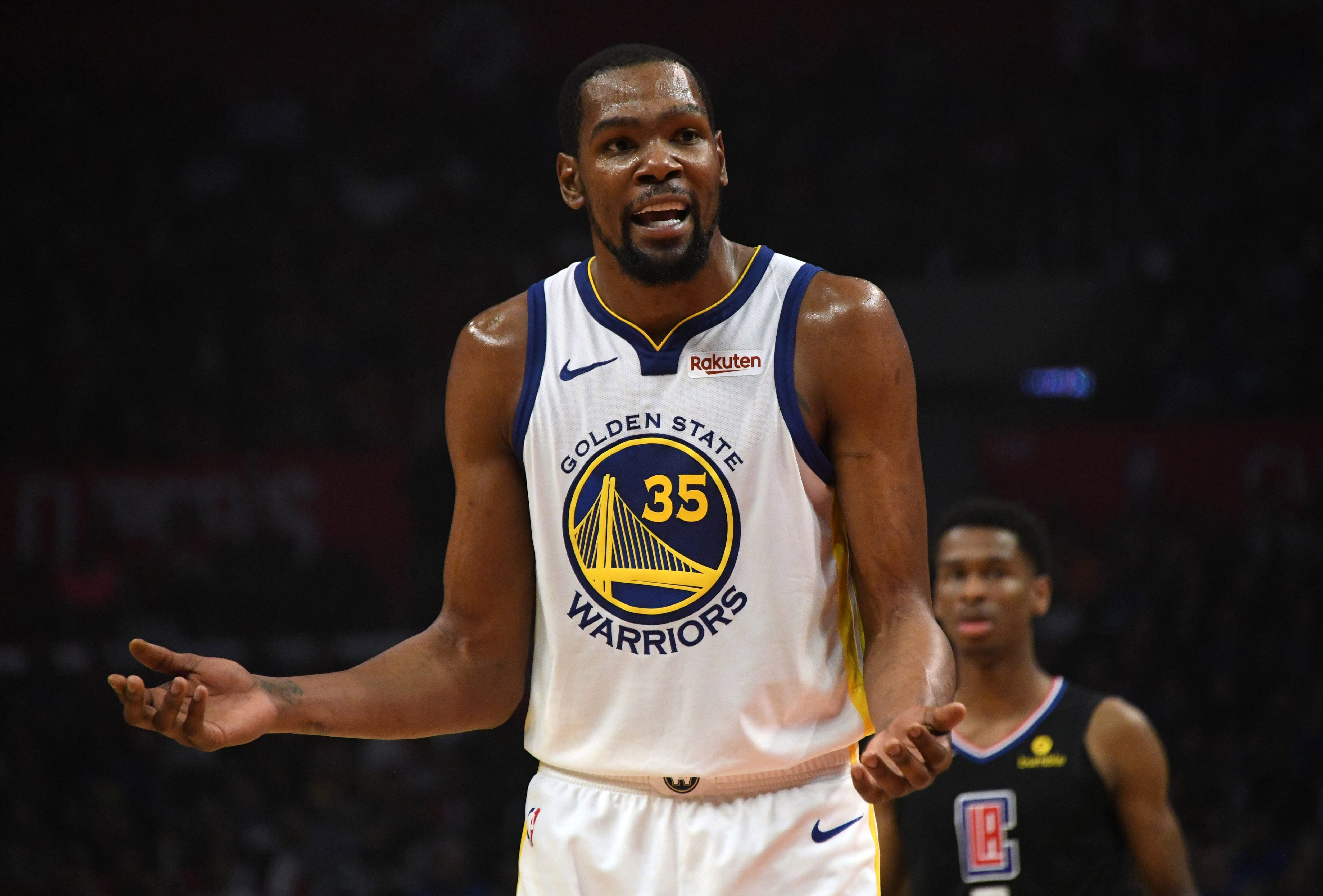 1742b265702 Could Kevin Durant come to the New York Knicks next season
