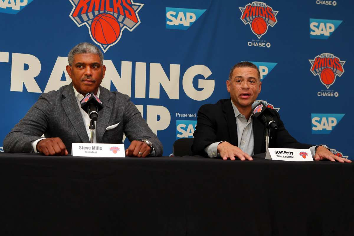 The New York Knicks Are Not Promised Anything