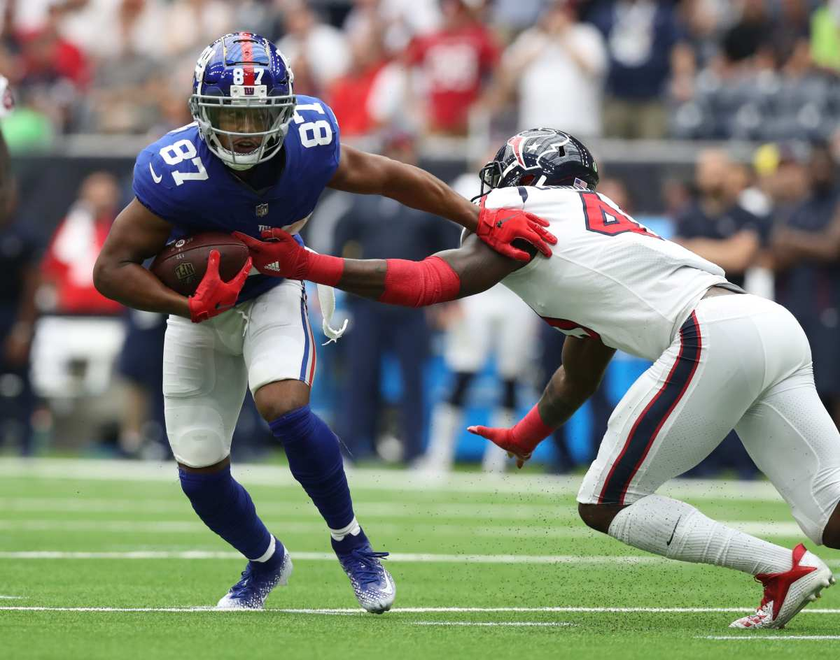 New York Giants: How Will the Receiver Corps Shake Out?