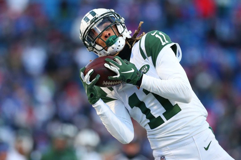New York Jets, Robby Anderson