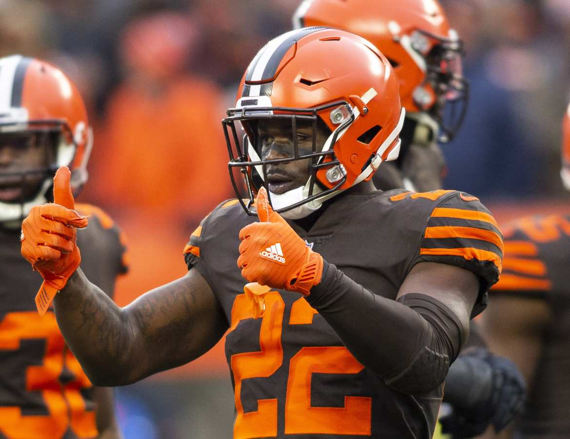 New York Giants Jabrill Peppers Can Be Exactly What The