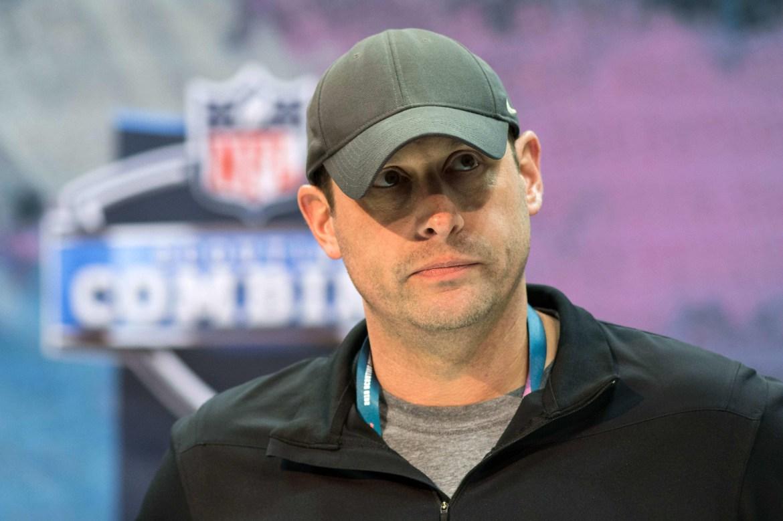New York Jets head coach, Adam Gase.