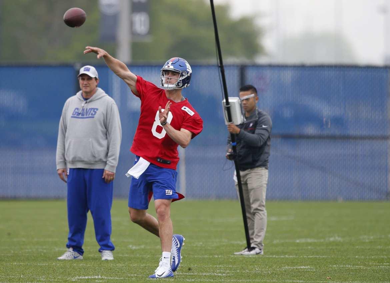 New York Giants rookie quarterback, Daniel Jones.