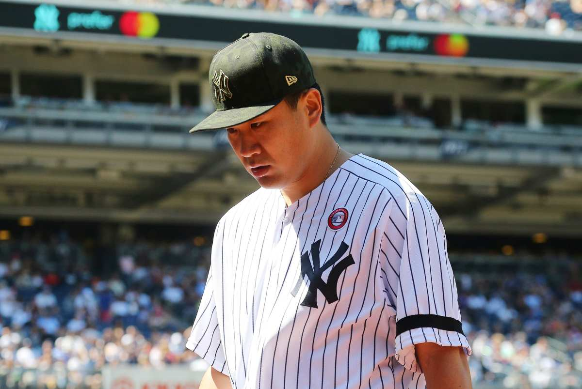 New York Yankees Lose Another Starting Pitcher to Injury