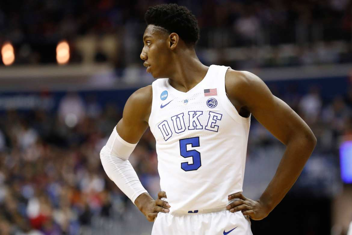 New York Knicks, Duke, RJ Barrett
