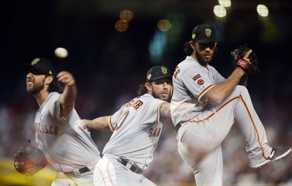 Could the New York Yankees pursue MAdison Bumgarner?
