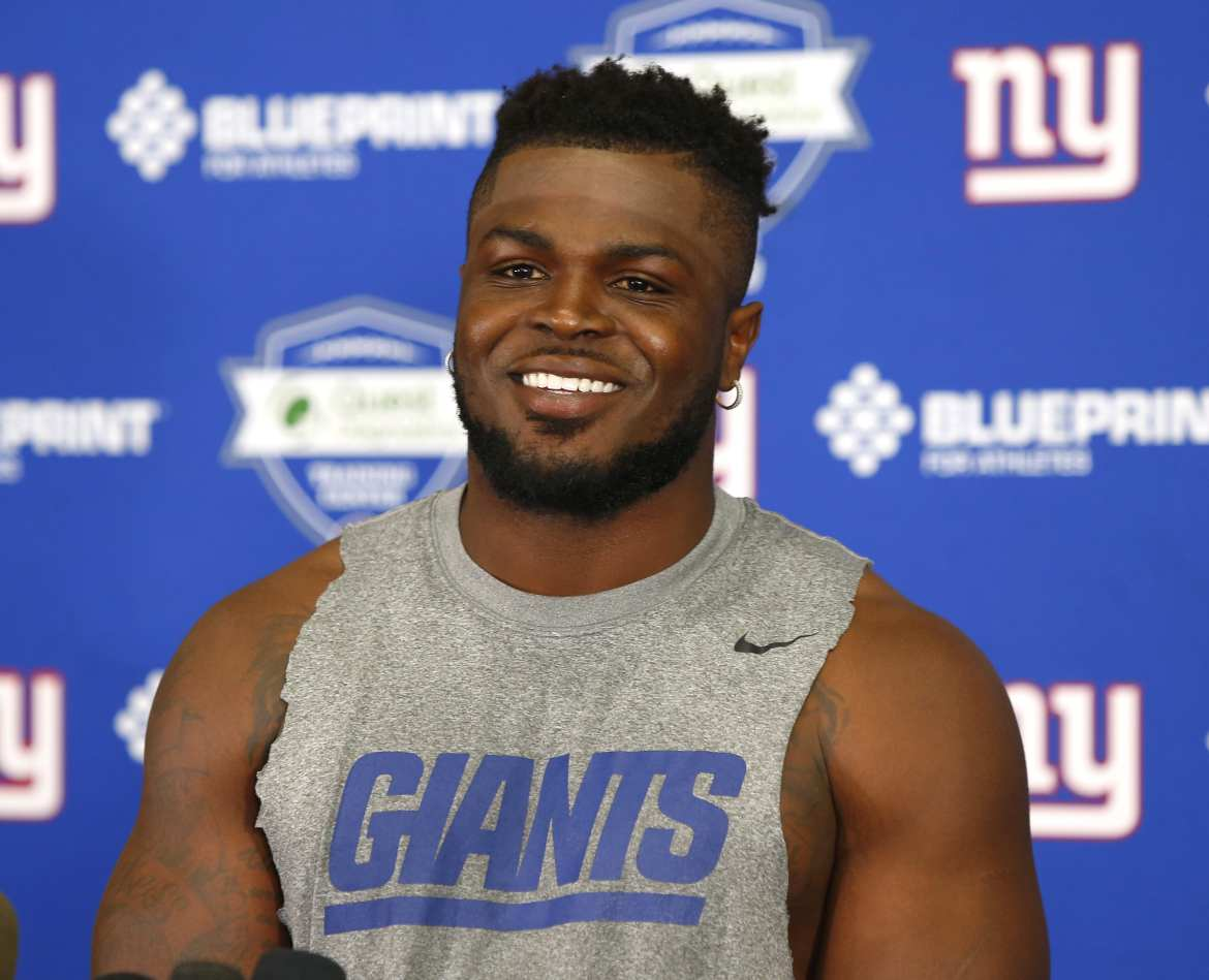 New York Giants, Jabrill Peppers