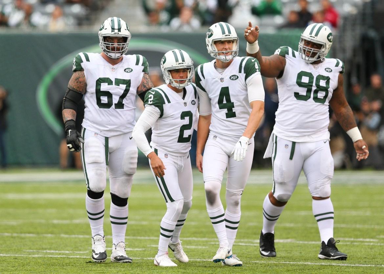 New York Jets, Jason Myers