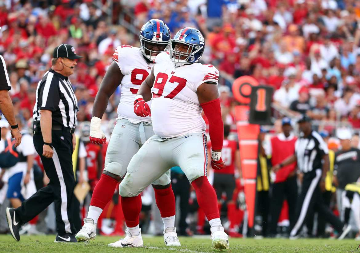 New York Giants, Dexter Lawrence