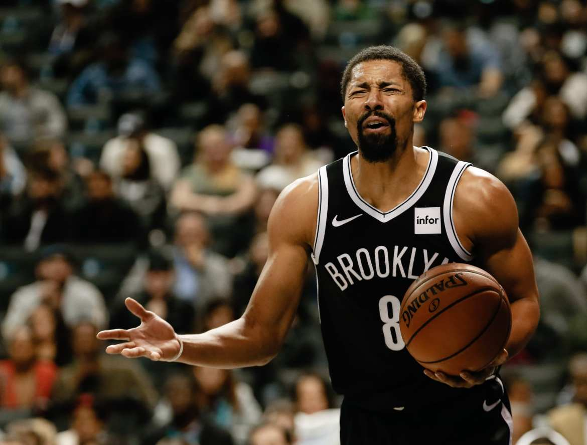 Brooklyn Nets, Spencer Dinwiddie