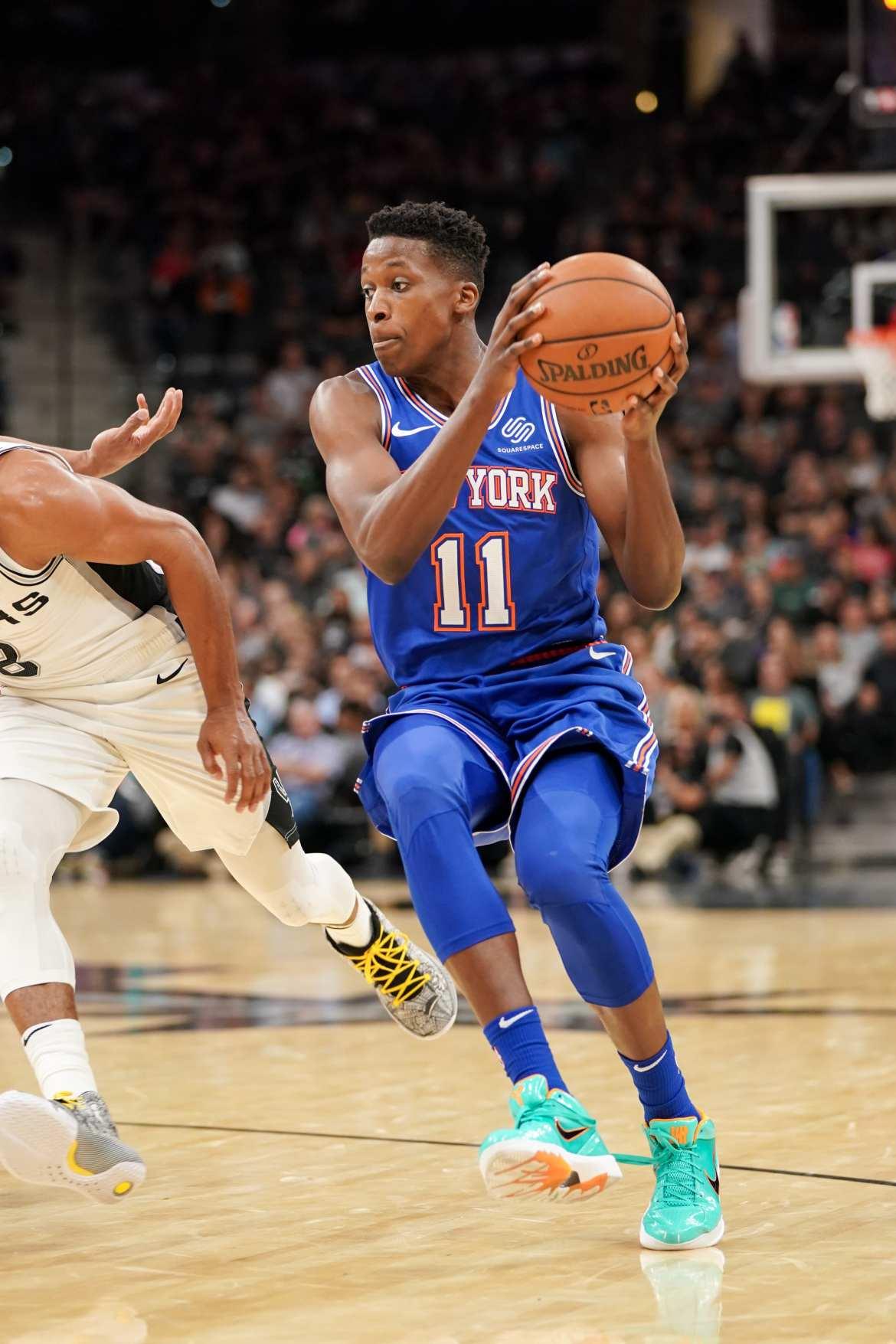 New York Knicks, Frank Ntilikina