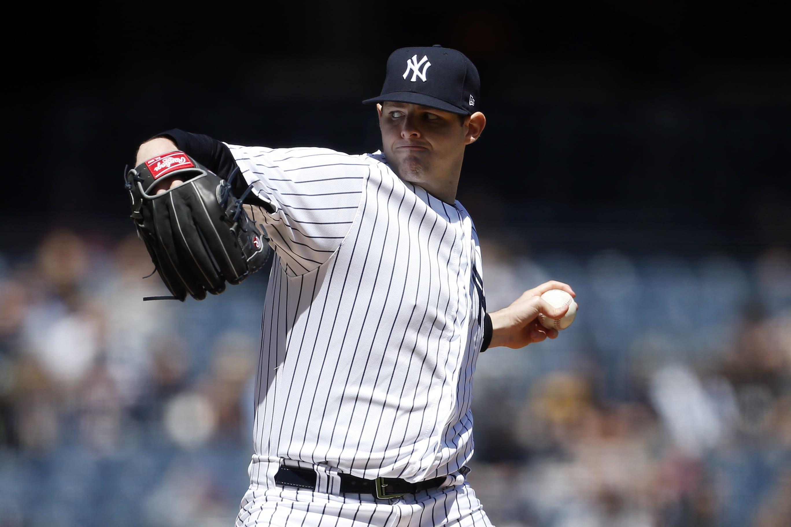 New York Yankees, Jordan Montgomery