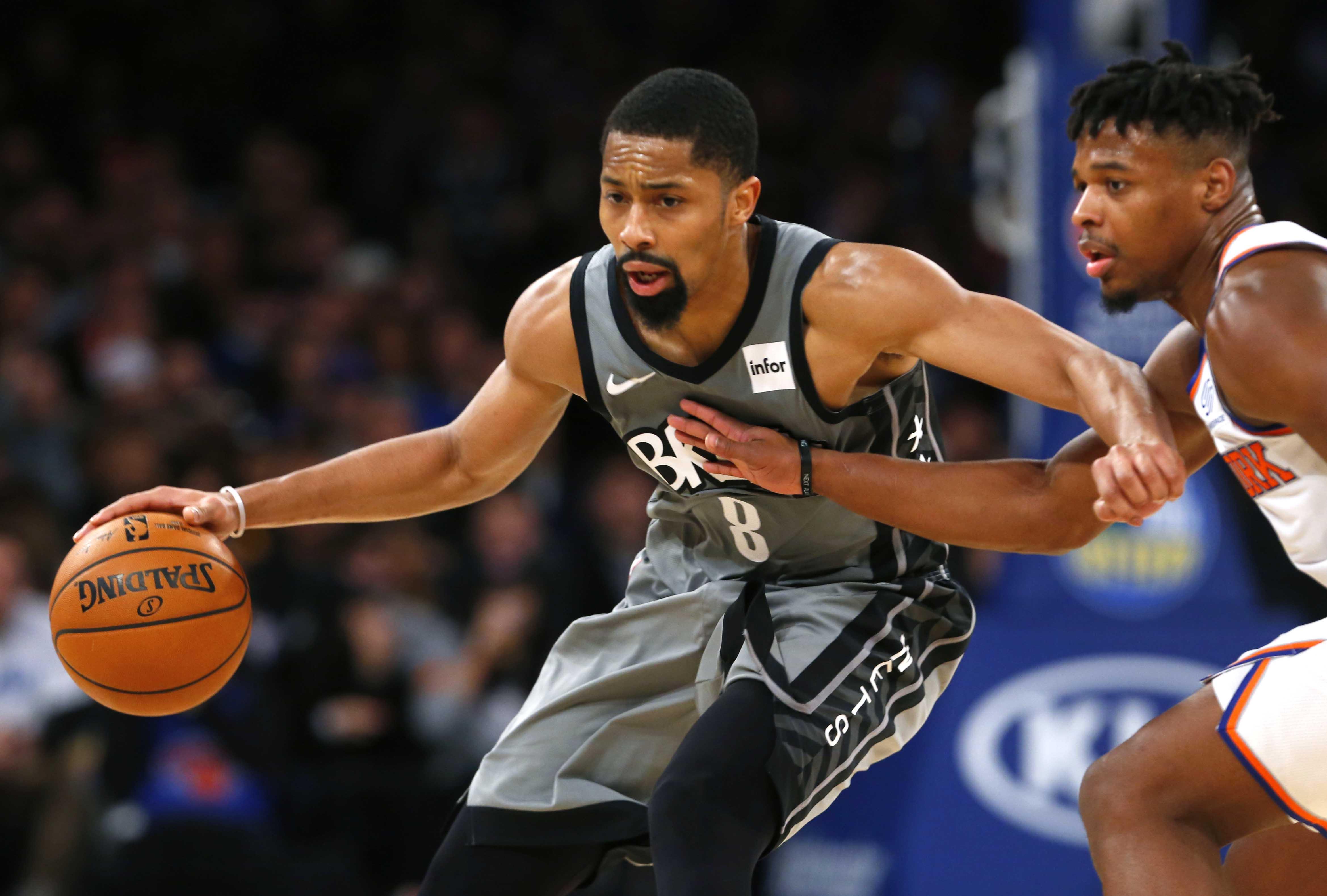 Brooklyn Nets, Spencer Dinwiddie