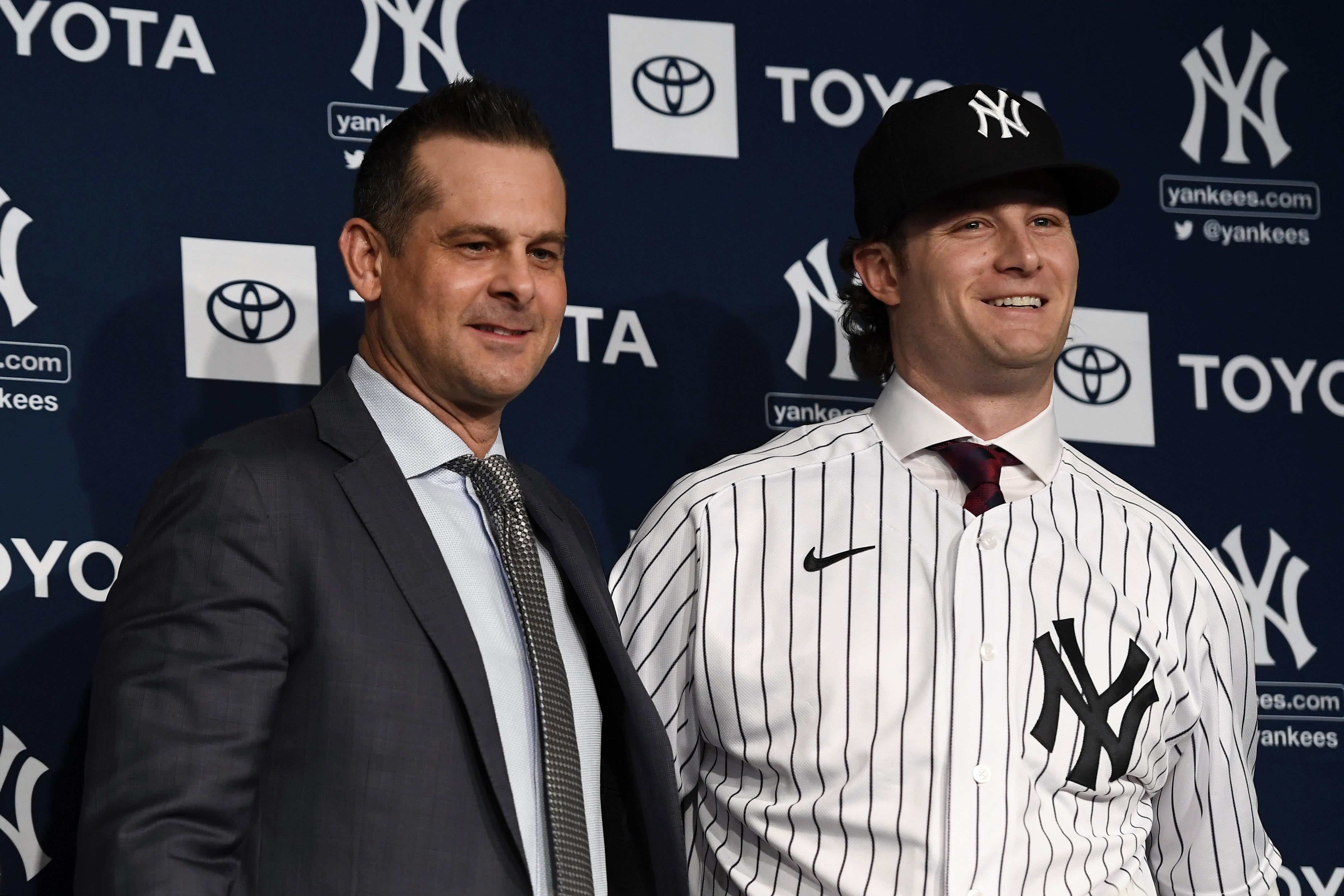 New York Yankees, Aaron Boone, Gerrit Cole