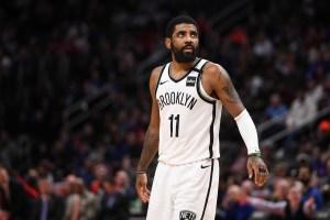 Brooklyn Nets, Kyrie Irving