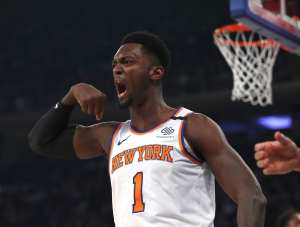 New York Knicks, Bobby Portis