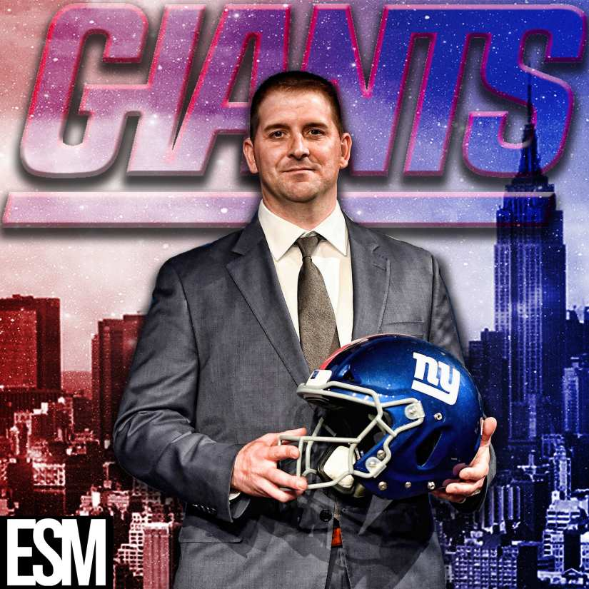 New York Giants, Joe Judge