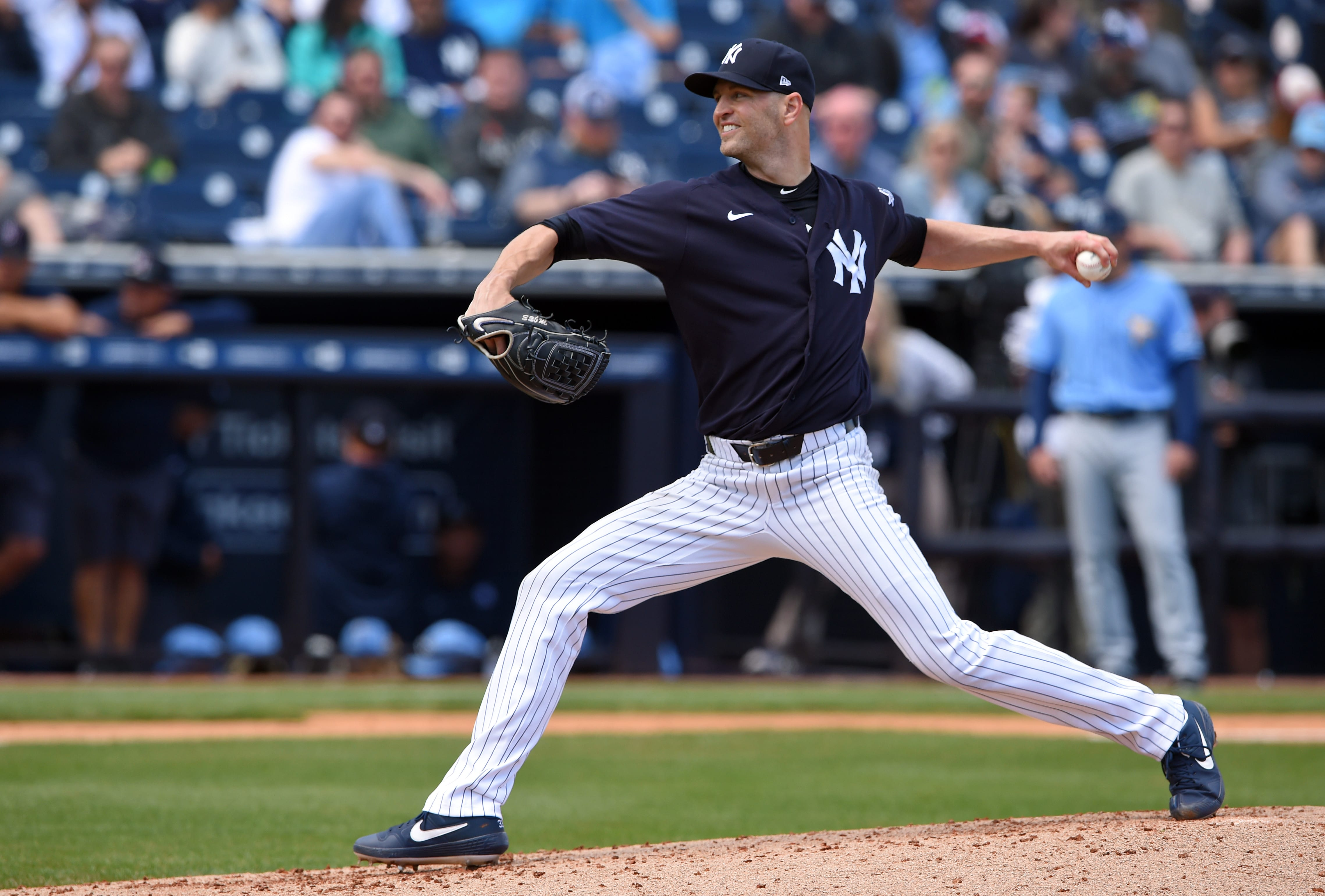 New York Yankees, J.A. Happ
