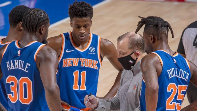 Report: New York Knicks will pursue next available star player