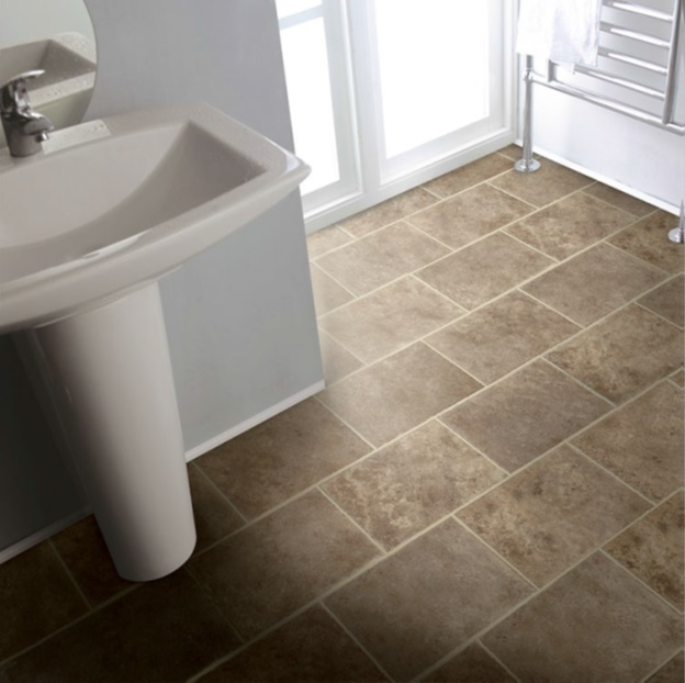 5 Flooring Options for Kitchens and Bathrooms