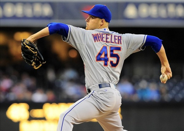 New York Mets Projected Starting Rotation