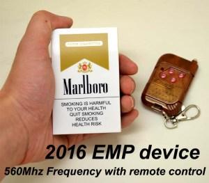 Cigarette type emp jammer 2