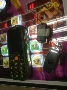 Anti alarm Ocean king jammer EMP wukong BMW Ferrari crocodile Malaysia with remote control