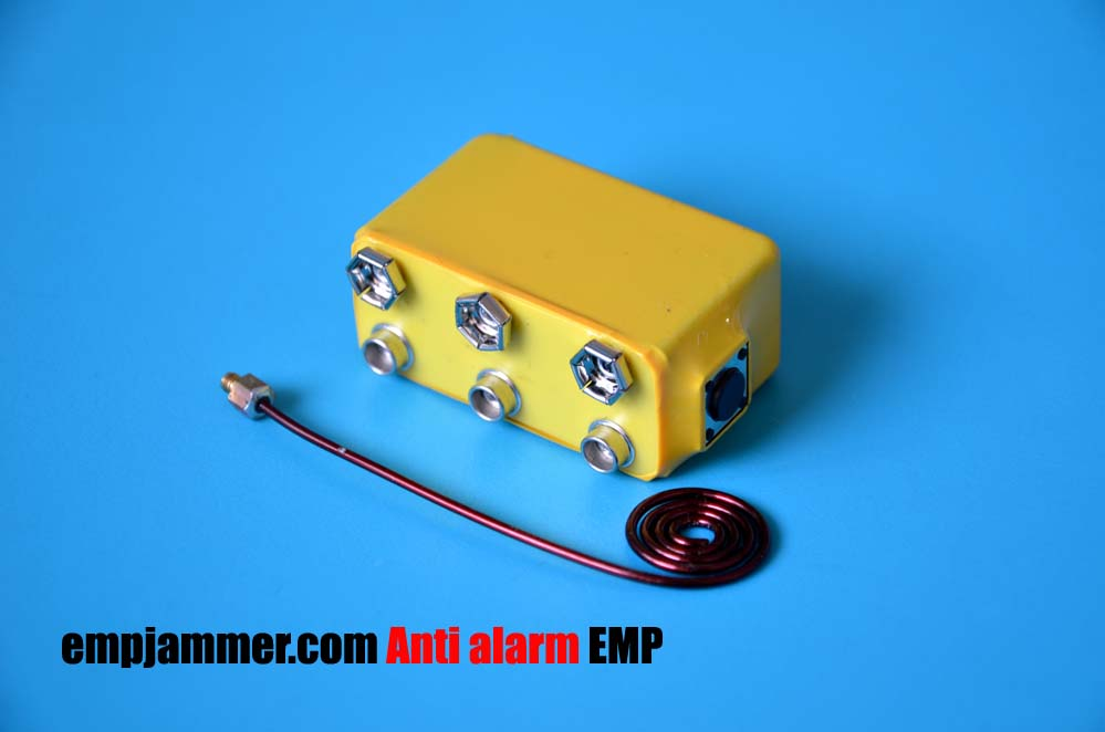 Anti alarm emp jammer schematic world wide for shipping | 2019 EMP