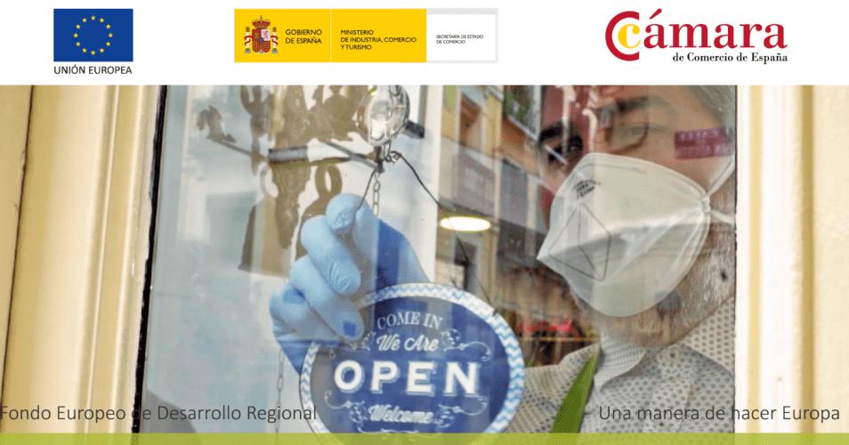 Ante la emergencia por Covid-19 la Concejalía de Empleo informa: la Secretaría de Estado de Comercio y las Cámaras de Comercio lanzan la campaña: ¡Te estamos esperando!