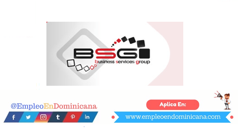 vacantes de empleos disponibles en BSG aplica ahora a la vacante de empleo en República Dominicana