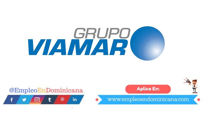 vacantes de empleos disponibles en Grupo VIAMAR aplica ahora a la vacante de empleo en República Dominicana