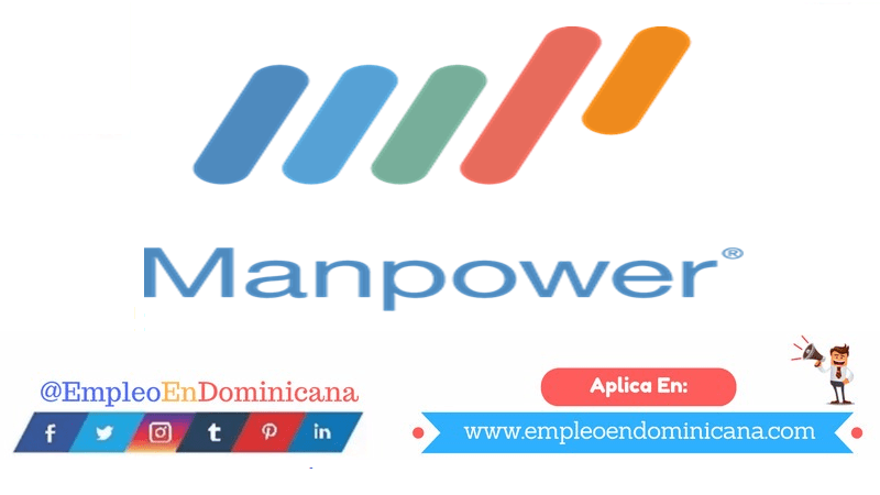 vacantes de empleos disponibles en MANPOWER aplica ahora a la vacante de empleo en República Dominicana