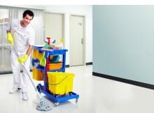 Auxiliar de limpieza