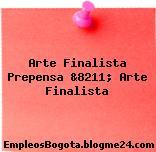 Arte Finalista Prepensa &8211; Arte Finalista